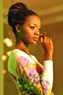 Modles de African Fashion2014